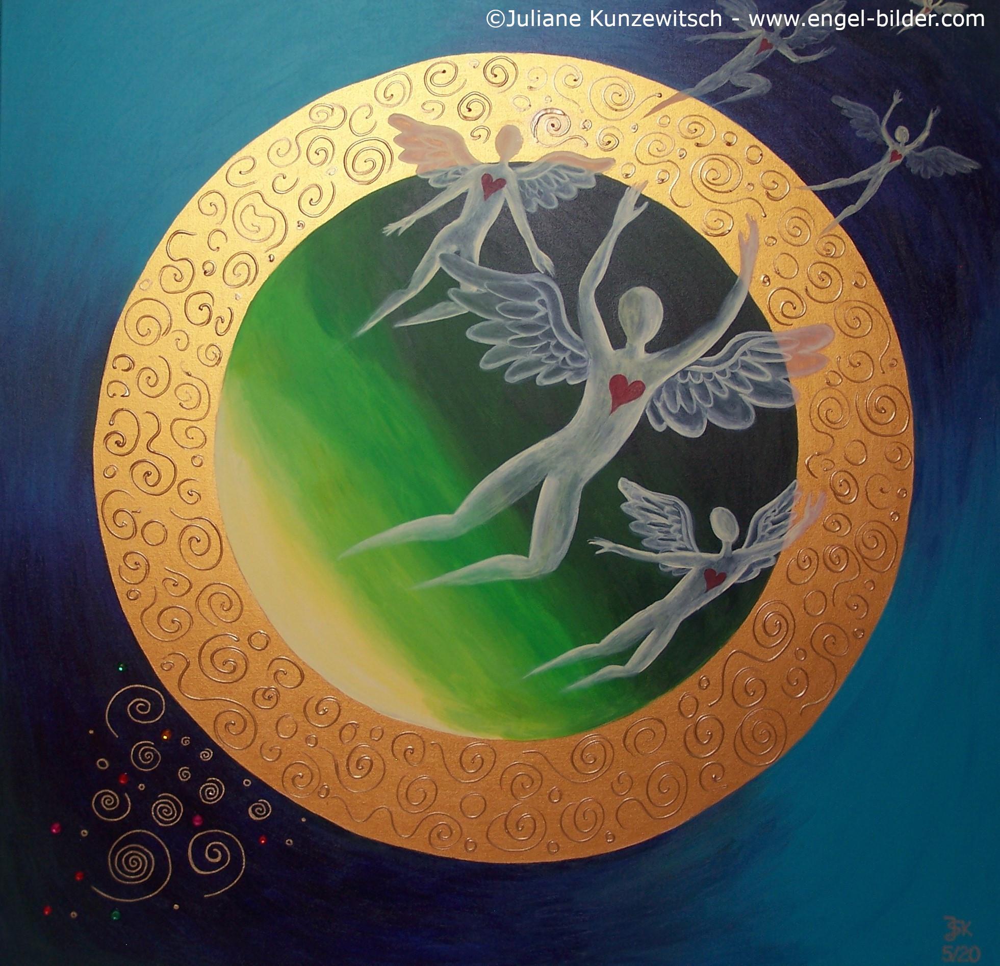Engel der Schöpfung