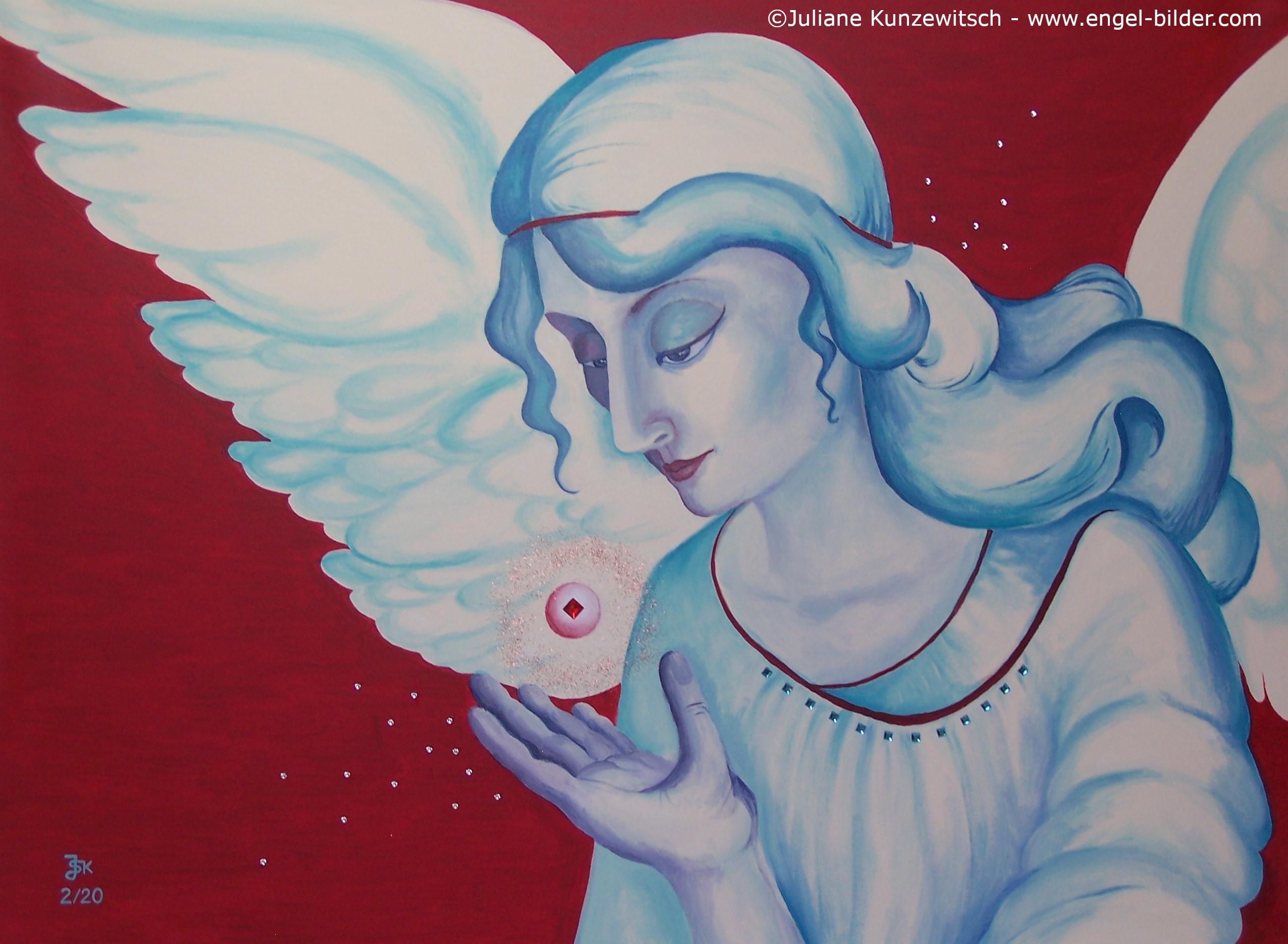 Engel des Herzens